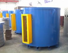 河南井式加热电阻炉